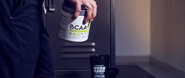 BCAA for vekttap?