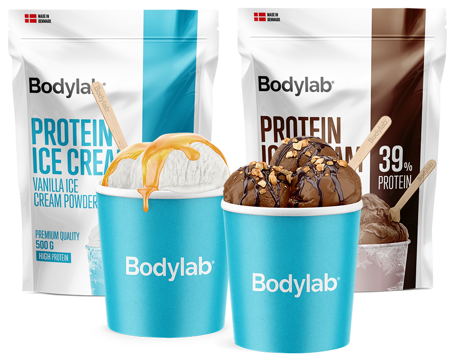 Protein Ice Cream Mix Bundle