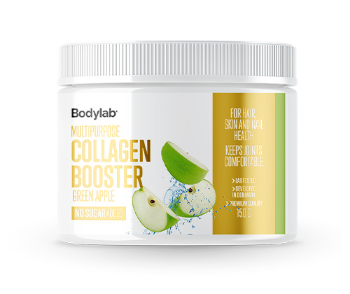 Bodylab Collagen Booster - Green Apple