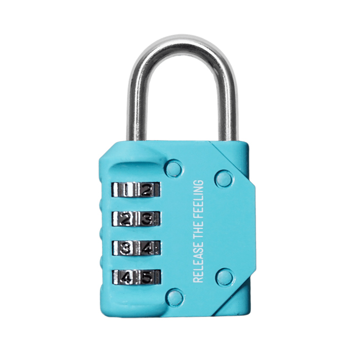 Bodylab Combination Lock - Blue