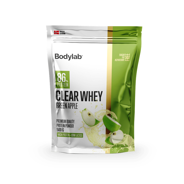 Clear Whey Green Apple