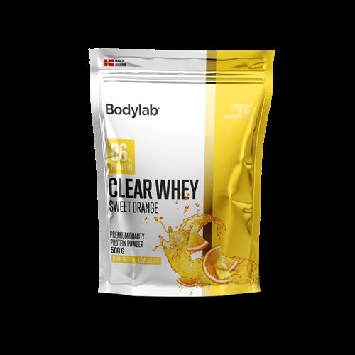 Bodylab Clear Whey (500 g) - Sweet Orange