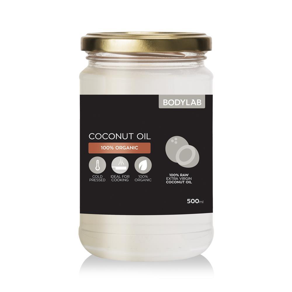 kokosnøttolje pris