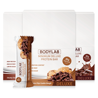 Bodylab Minimum Deluxe Protein Bar (12 x 65 g)