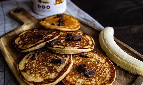 Bodylab Pancake & Waffle Mix Banana Coconut