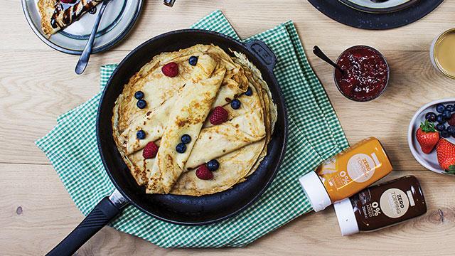 Pancake & Waffle Mix Box