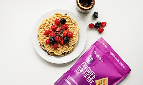 Bodylab Pancake & Waffle Mix