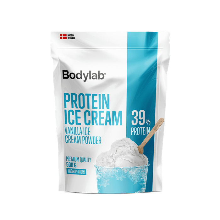 Protein Ice Cream Mix - Vanilla
