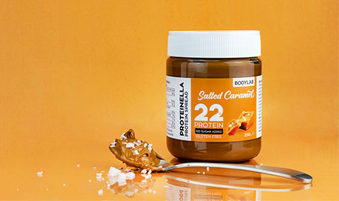 Proteinella Salted Caramel