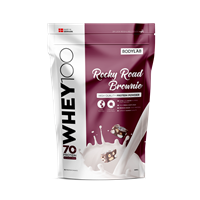 Bodylab Whey 100 (1 kg) - Rocky Road Brownie