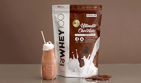 Whey 100 Ultimate Chocolate