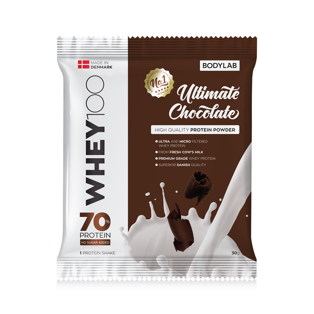 Whey 100 - Ultimate Chocolate