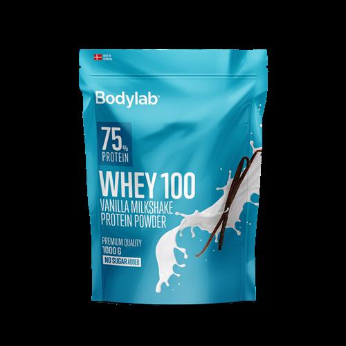 Bodylab Whey 100 (1 kg) - Vanilla Milkshake