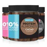 Bodylab Protein Almonds (3x100 g)